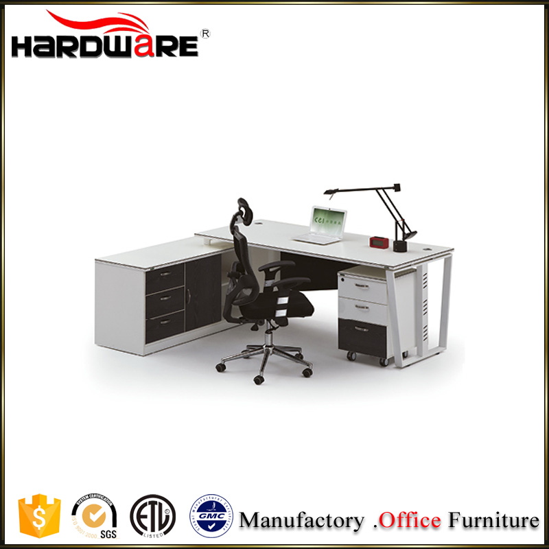 Modern design furniture office manager executive computer table