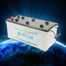 lead acid heavy duty truck batteries 12v with price made in China
