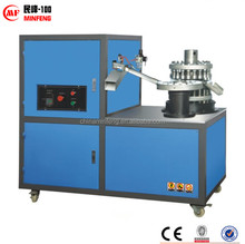high efficient cap folding machine
