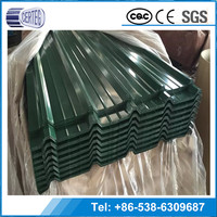 Certeg Factory Products Red Roofing Tiles / Colorful Stone Coated Metal Roofing Sheet / Aluminum Zinc Coated Roof
