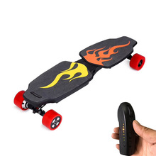 Nice Design Electric Skateboard 500W Foldable power Skate board Scooter 2 Motors Longboard Electric Boards