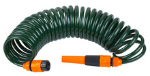 Special Design Coiled Hose 7.5M with Hose Connector and Straight Nozzle