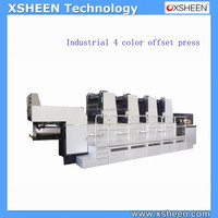 four color high speed offset press,offset machine, offset press,digital offset printing press
