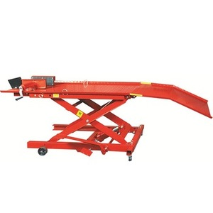 800LBS hydraulic scissor Motorcycle Lift