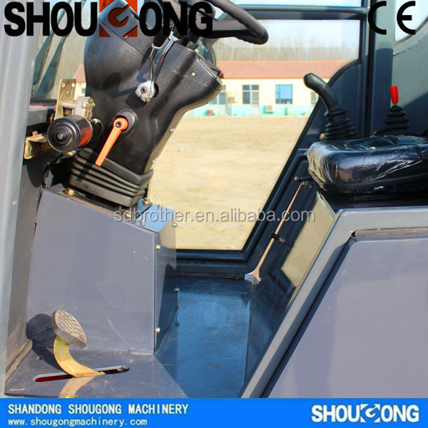 SHOUGONG SG08F 800KG Agricultural Front End Loader New Product
