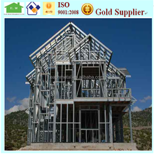 steel structure cheap prefabricated house