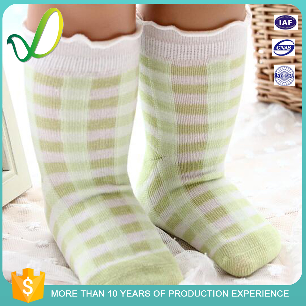 Free Size Soft Blank Girls New York Importers Teen Girl Sock Custom Made Socks