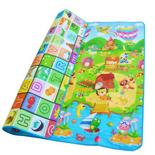 1cm Thick Baby Crawling Thick Play Mat , EVA Foam Mat ,Educational Alphabet Game Rug For Children Puzzle Activity Gym Carpet