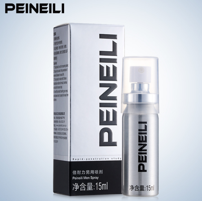 peineili long time sex delay power spray for macho men toys sex