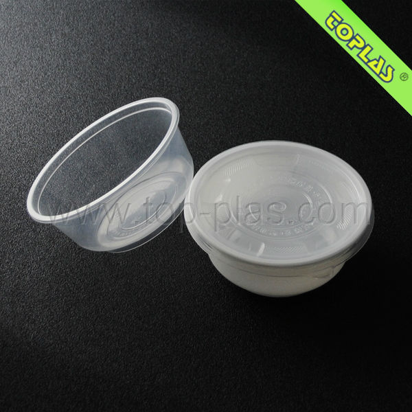 12OZ Disposable Plastic Bowl
