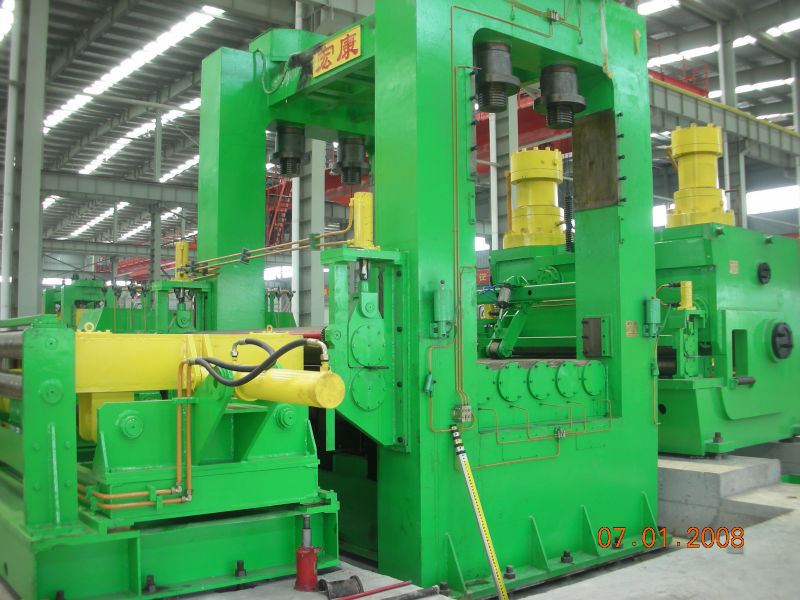 Shear Equipment for Steel Pipes