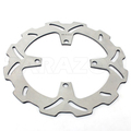 Motorcycle rear solid brake disc rotor for Suzuki