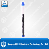 Plastic Pipe Packing HSS Black Reduced Shank Drill Bits