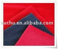 CVC 60%Cotton 40%Polyester Plain Dyed French Terry Knitted Fabric