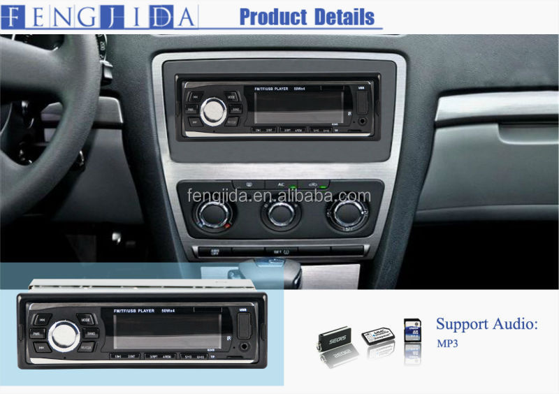 car MP3 player usb fm