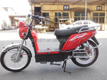 70km lead acid battery sport motorcycles with anti-theft alarm