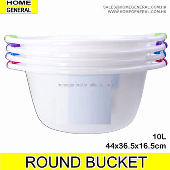 10L BUCKET WITH HANDLE
