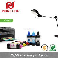 70ml uv resistant dye refill ink for photo printer Epson ET 4500 4550 L series