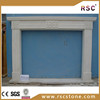 Sale carved marble fireplace mantel