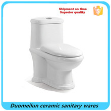 Arab floor mounted one pc washdown toilet wc sizes for home