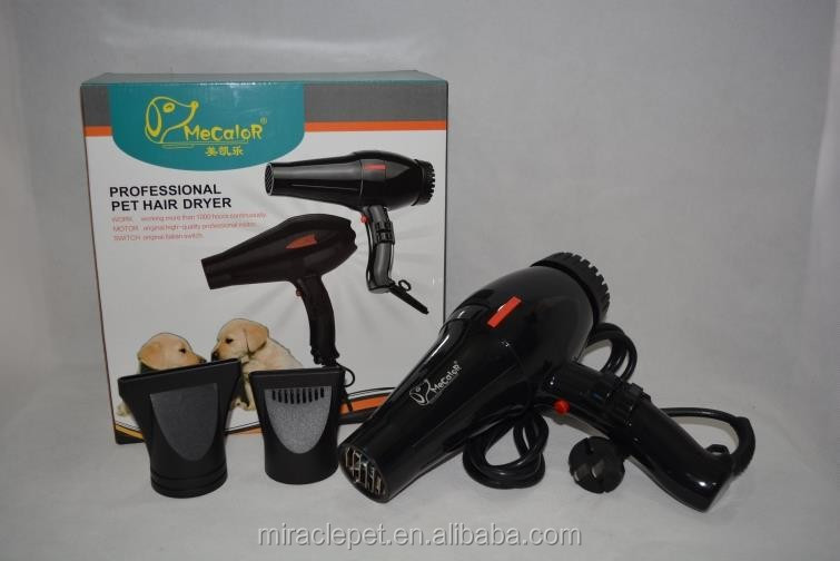 professional pet hair dryer