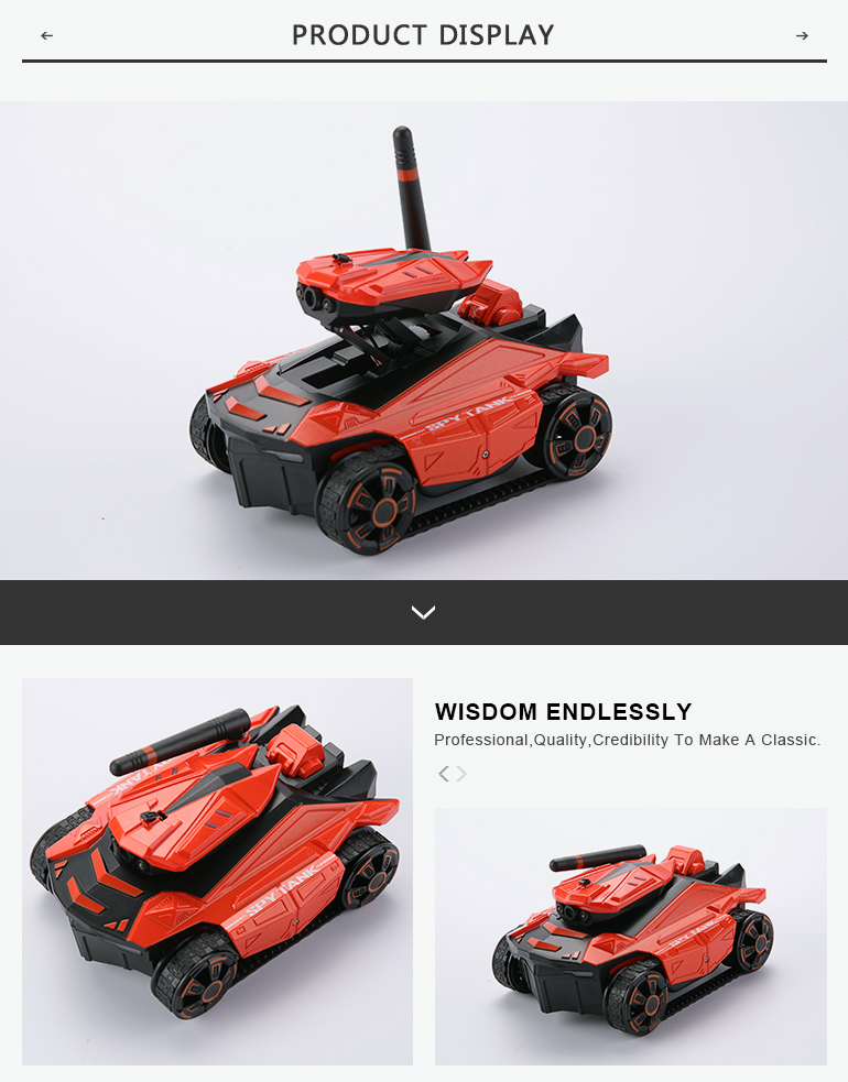 YD-211S toy games function rc wifi remote control car with camera