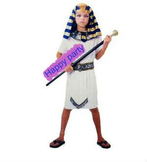 Pharaoh&The prince of Egypt party Costume for kids ,
