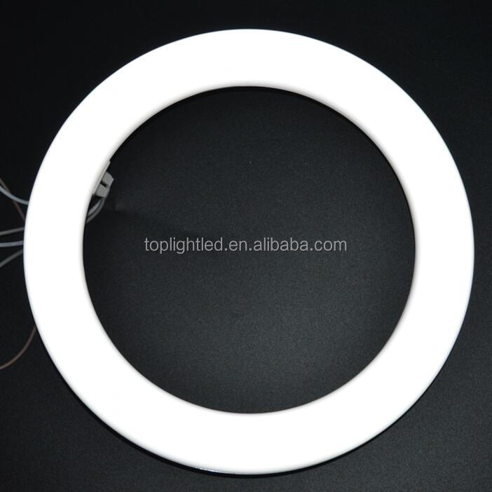 Newest design t8 10w circular fluorescent led tube eight supplier