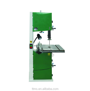 TBS-457 TTMC Wood-cutting Band Saw, Vertical Bandsaw Machines
