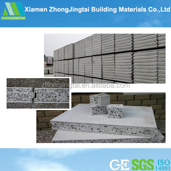 Precast foam cement wall panellightweight wall panel machineeps concrete sandwich wall panel - Decorative precast concrete wall panels ...