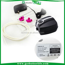 Getbetterlife Portable 21PSI 10W Temporary Mini Black and White <strong>Airbrush</strong> Makeup Machine