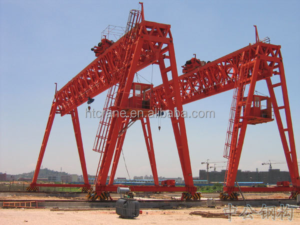 Jib Cranes Suppliers : China supplier a type ton gantry crane view