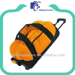 Wellpromotion latest Fanny design trolley Sport bag