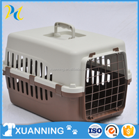 high quality pet travel carrier flight plastic dog carriers pet products dog carrier