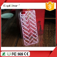 China factory epoxy soft gel cell smart phone cover
