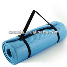 eco hot tpe yoga mat for beauty lady