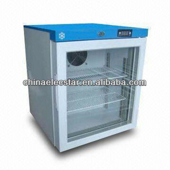 36 and 150L Wall Mounted and Countertop Vaccine and Pharmacy Refrigerator with single door, High/Low Temperature Alarm