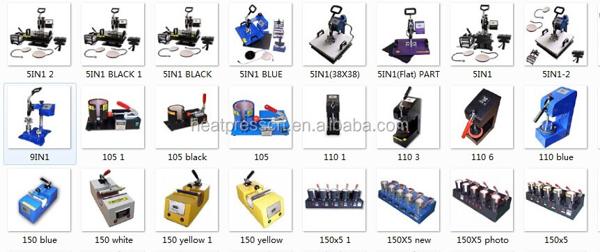 mugs heat transfer printing machine