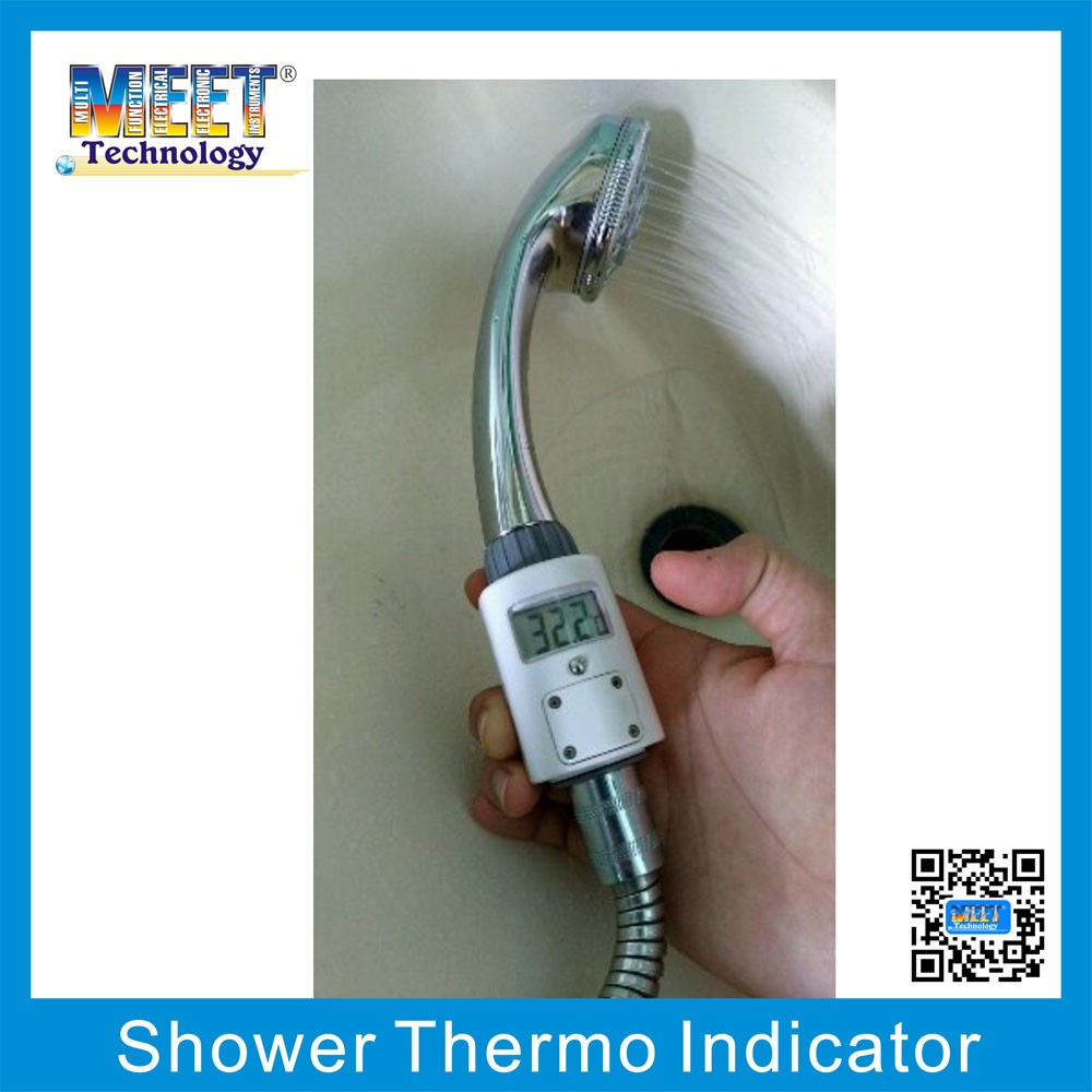 MS-STI Flow water tempeture meter Flow water thermometer