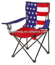 metal folding camping chair outdoor activity