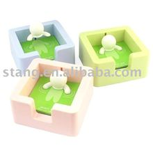 Office Note Paper Box With Charactor
