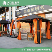 Chinese Cheap Wooden Aluminum Frame 3