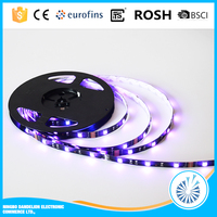 Top Selling Personalized 5-6lm 5M 150pcs SMD5050 Aluminum RGB Programmable Led Strip Light