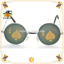 Wholesale carnival poker 3d hologram glasses