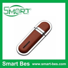 Smart bes~~Leather usb flash drive,best wholesale price usb flash drive,usb flash drive leather full capacity1GB2GB4GB8GB16GB