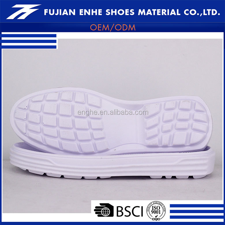 Lightweight soft non slip design men shoes pu sole