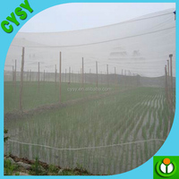 recycled HDPE plastic Agriculture Insect Proof mist mesh & plastic insect screen & mosquito fly proof net wire mesh