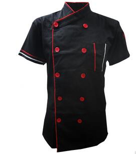 hot sale fashion bar maid restaurant Chef Uniforms