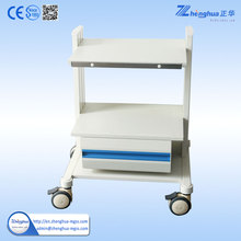 Cheapest Aluminium Hospital medical trolley for medicine hold