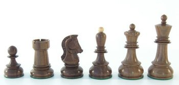 Dubrovnik 1950 Chess Set